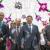 Autoridades nas ruas de Campo Maior