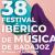 38 Festival Ibérico de Música
