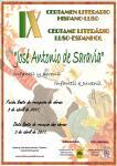 Concurso Literario Hispano Luso