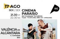 Cinema paradiso en Valencia de Alcántara