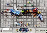 Simulacro de accidente radiológico Transfronterizo