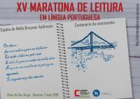 Maratón de Lectura en Lengua Portuguesa