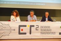 300 asistentes de la Euroace en el Encuentro Tecnológico Transfronterizo (ET2) e