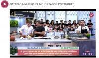 Gastronomía portuguesa en Canal Extremadura