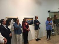 Inauguración de la exposición III Premio Santiago Castelo - EUROACE