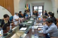 Delegación de Ecuador y Perú