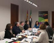 reunión Gabinetes de Iniciativas Transfronterizas EUROACE