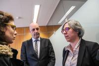 Reunión Consejera de Movilidad - Secretário de Estado de Infraestruturas