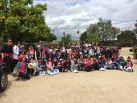 Escolas de Castelo Branco no dia da Euroace