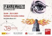 Fahrenheit en el Instituto Cervantes de Lisboa