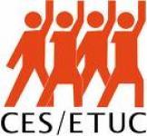 logo Confederación Europea de Sindicatos